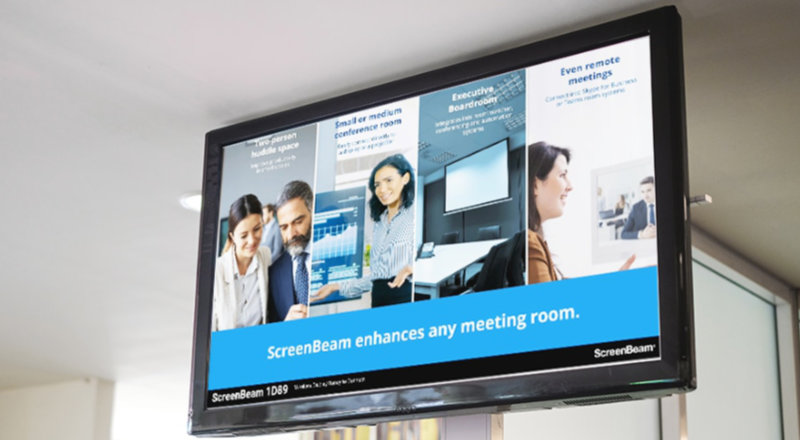 screenbeam digital signage
