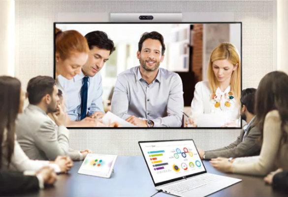 4k monitoren video conferencing