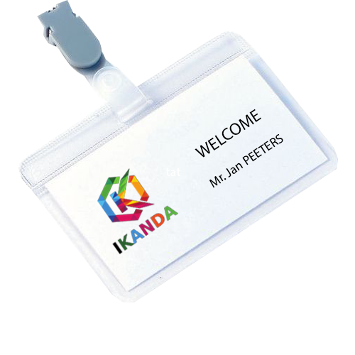 visitor badge Proxyclick