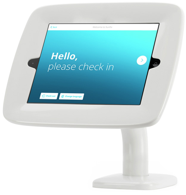 online visitor registration
